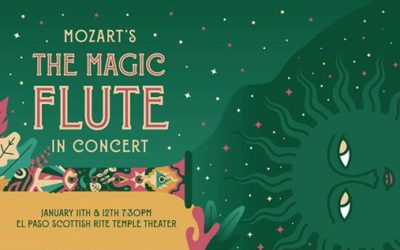 Jan. 2019 | The Magic Flute | El Paso Opera