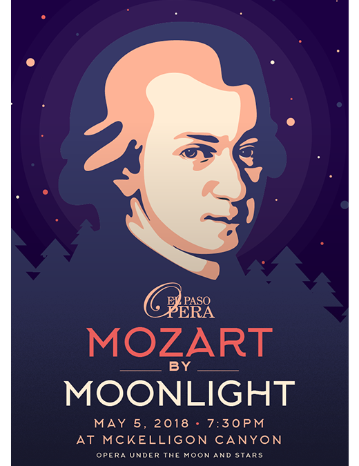 May 2018 | Mozart by Moonlight | El Paso Opera